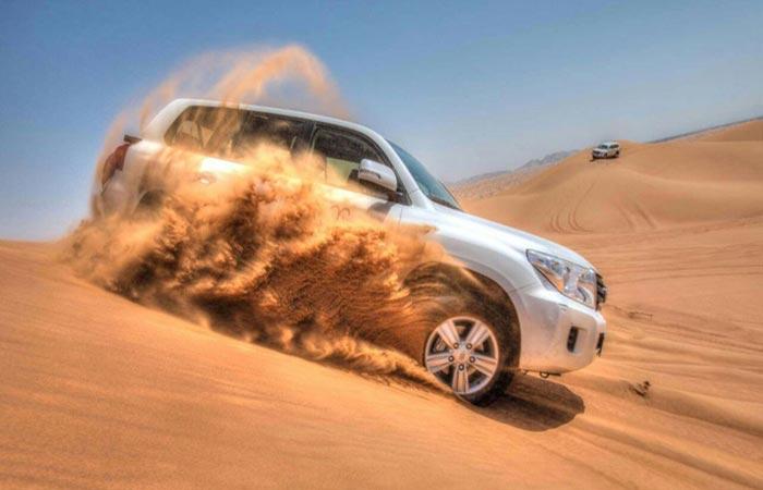 Top Ten Things to do in Abu Dhabi