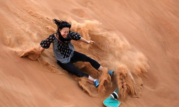 How to Find the Best Abu Dhabi Desert Safari