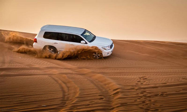 Evening Desert Safari Direct Camp