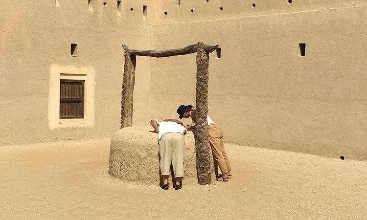 Liwa Desert Safari From Abu Dhabi